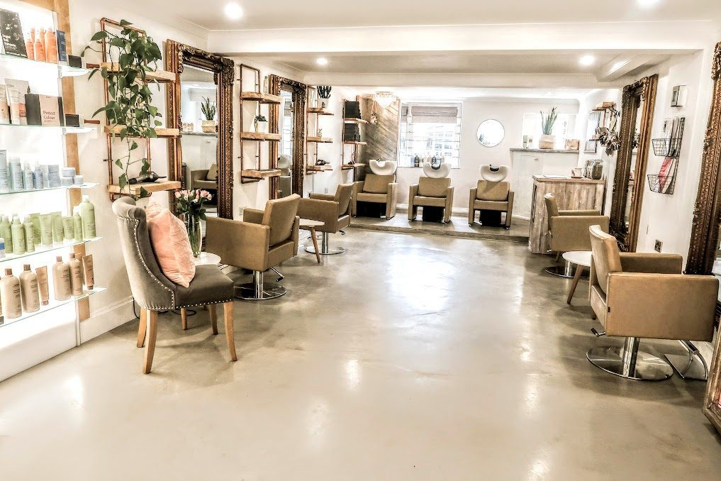 goldbird | hair | salon | truro