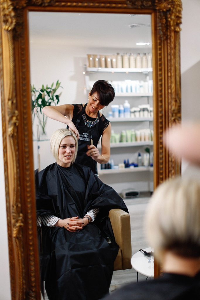 goldbird | hair | salon | truro